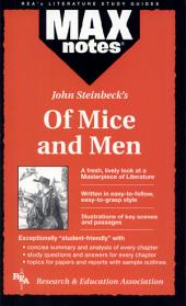 Of Mice and Men (MAXNotes Literature Guides)