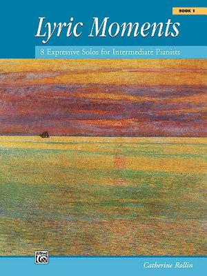 Lyric Moments  Book 1