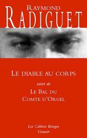 Le diable au corps - Le bal du Comte d'Orgel: (*)