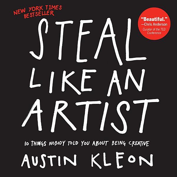 Download Steal Like an Artist Book