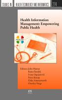 Health Information Management  Empowering Public Health PDF