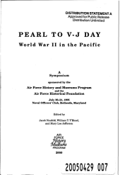 Pearl to V-J Day: World War II in the Pacific