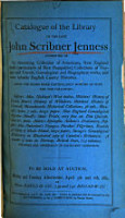 Catalogue of the Library of John Scribner Jenness PDF