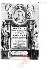 Homerou Ilias kai Odysseia, kai eis autas scholia, e exegesis Didymou
