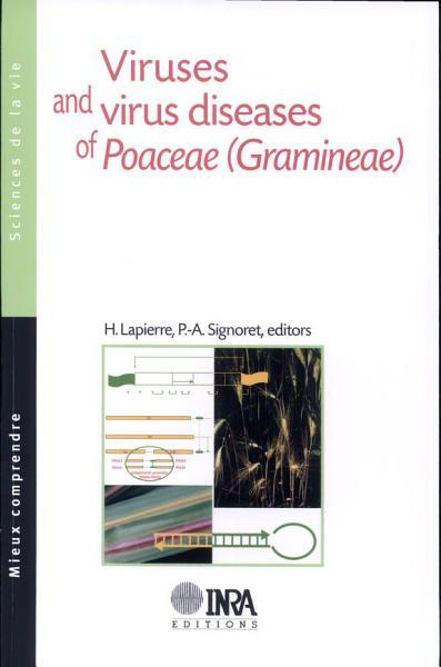Download Viruses and Virus Diseases of Poaceae  Gramineae  Book