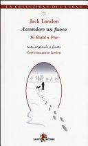 Accendere un fuoco To build a fire PDF