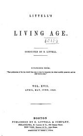 The Living Age ...: Volume 17