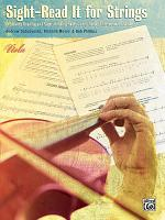 Sight Read It for Strings PDF