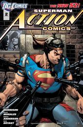 Action Comics (2011- ) #2