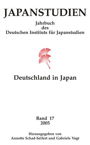 Japanstudien  Band 17 2005