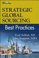 Strategic Global Sourcing Best Practices PDF