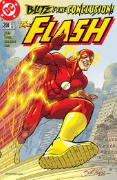 The Flash (1987-) #200