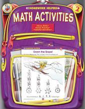 Math Activities, Grade 2