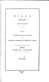 Parliamentary Papers, House of Commons and Command: Volume 3