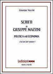 Scritti. Politica ed economia.: Estratti dal Volume I, Volume 1