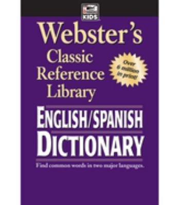 Webster s English Spanish Dictionary  Grades 6   12 PDF