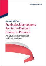 Praxis des   bersetzens Polnisch Deutsch Deutsch Polnisch PDF