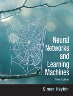 Neural Networks and Learning Machines PDF