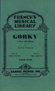 Gorky Book