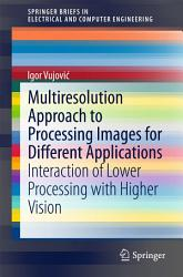 Multiresolution Approach to Processing Images for Different Applications PDF