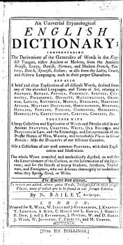 An universal etymological English dictionary     The twenty first edition  etc PDF
