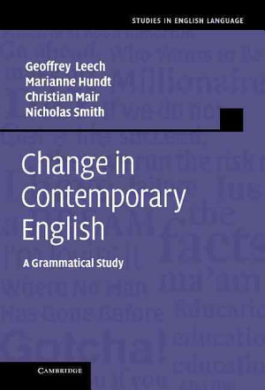 Change in Contemporary English