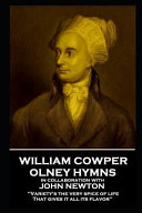William Cowper - Olney Hymns