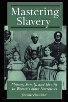 Mastering Slavery PDF