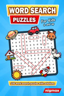 Word Search for Kids Age 6 and Up