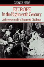 Europe in the Eighteenth Century