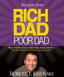 Download Wisdom from Rich Dad  Poor Dad Book