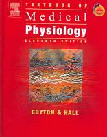 Textbook of Medical Physiology PDF