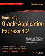 Beginning Oracle Application Express 4.2