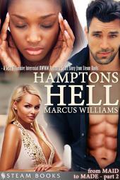 Hamptons Hell - A Sexy Billionaire Interracial BWWM Romance Short Story from Steam Books