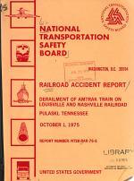 Railroad Accident Report
