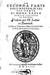 Historie Del Suo Tempo: Con La Tavola Delle Cose Notabili, Novamente Aggiunta, Volume 2