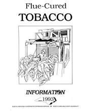 Flue-Cured Tobacco: The Complete Handbook