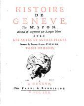 Histoire de Geneve,