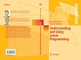 Understanding and Using Linear Programming PDF