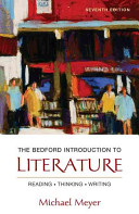 The Bedford Introduction To Literature