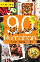 90 Masakan Rumahan untuk Sebulan: Chapter 1
