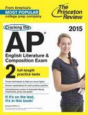 Cracking the AP English Literature   Composition Exam Book