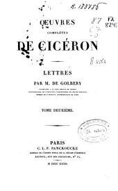 Oeuvres complètes de Cicéron: T. 3, T. 4, T. 5, T. 6, T. 7, T. 8, T. 9
