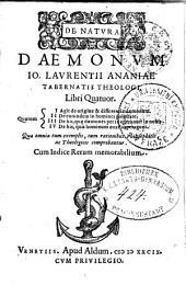 De natura daemonum