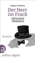 Der Herr im Frack  Johannes Heesters PDF