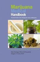 Marijuana Medical Handbook PDF