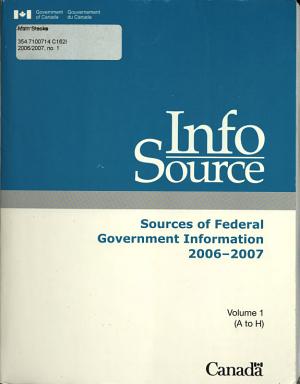 Info Source PDF
