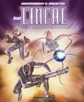 Avant l'Incal T4 : Anarcopsychotiques