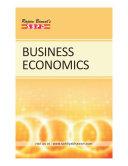 Business Economics by Dr. Anupam Aagrwal, Anju Agarwal (eBook)(English)