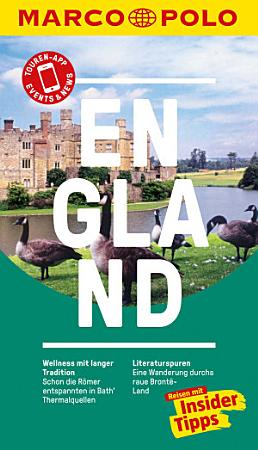 MARCO POLO Reisef  hrer England PDF